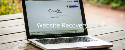 Website Recovery